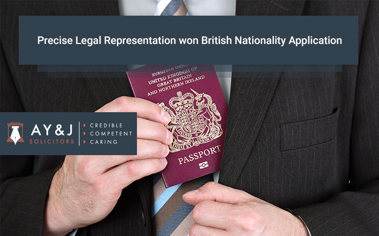 Successful British Citizenship