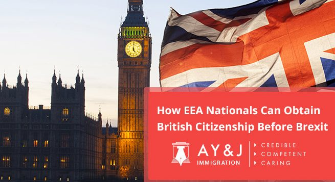 EEA Nationals Need UK Citizenship
