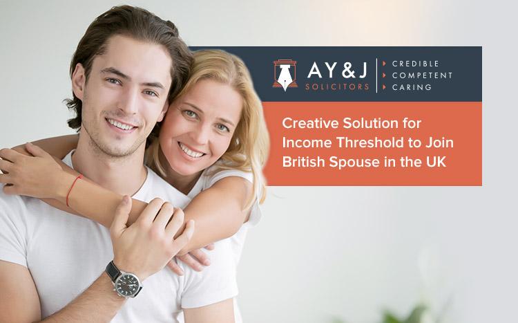 Spouse Visa UK Income Threshold