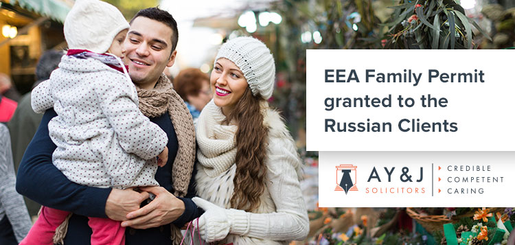 EEA Family permit after Refusal