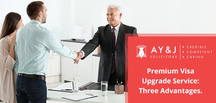 Advantages of Premium Visa Upgrade Service