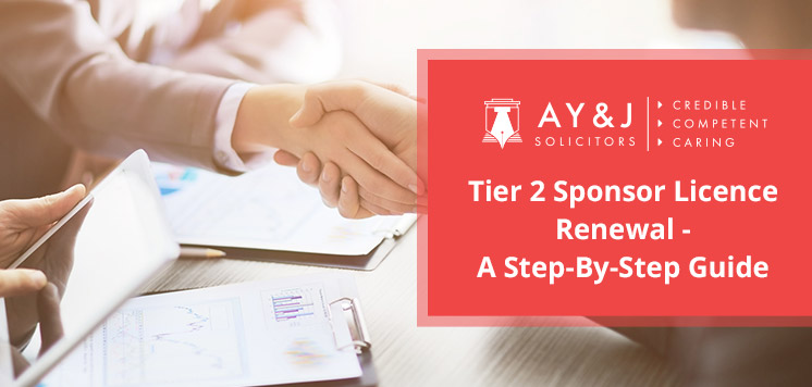 Step by Step Guide to Sponsor Licence Renewal