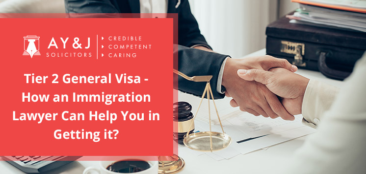 Immigration Lawyer Helps Getting Tier 2 General Visa