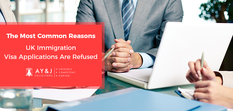 The Most Common Reasons UK Immigration Visa Applications Are Refused