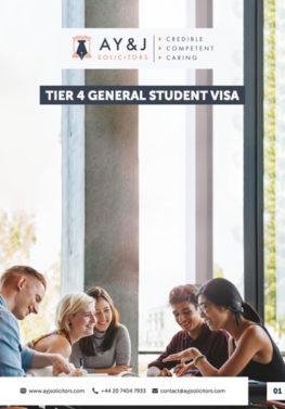 Tier 4 (General) Student Visa