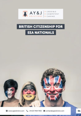 British Citizenship for EEA Nationals