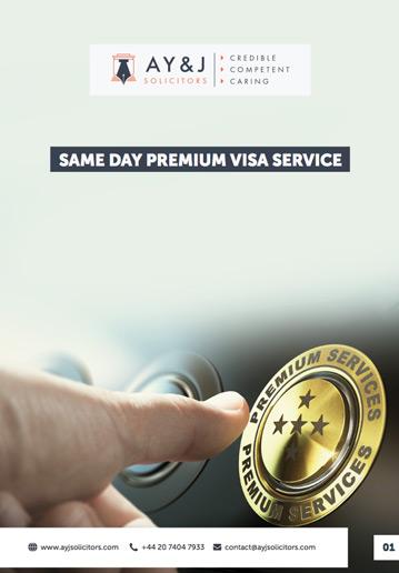 Premium Visa Service