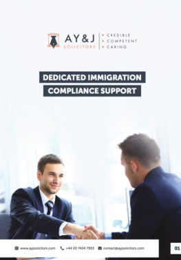 Dedicated Immigration Compliance Support