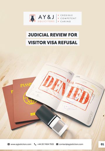 Visitor Visa Refusal Challenged