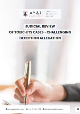 Judicial Review TOEIC-ETS