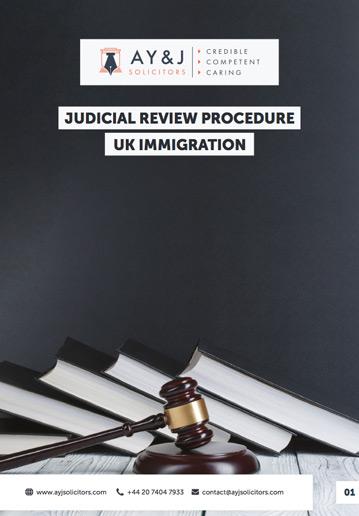 Judicial Review Procedure