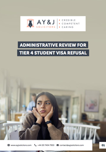 Administrative Review: Student Visa Refusal