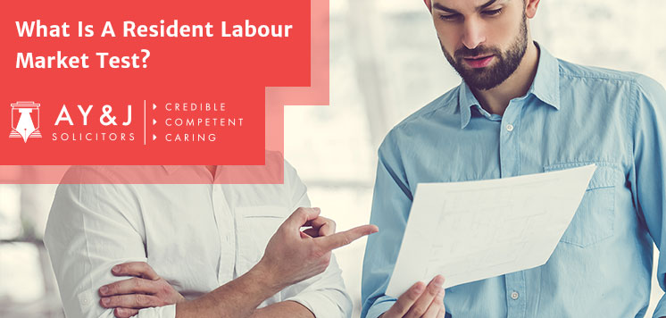 What Is A Resident Labour Market Test?