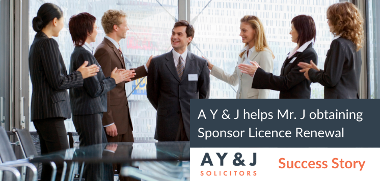 Sponsor Licence Renewal