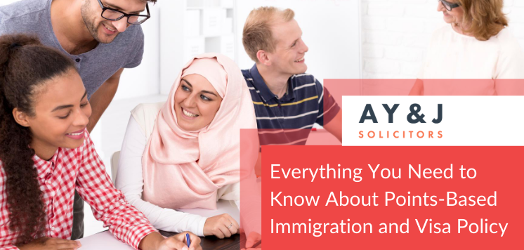 Everything you need to know about Points-based immigration and Visa Policy