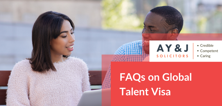 FAQ on Global talent Visa UK