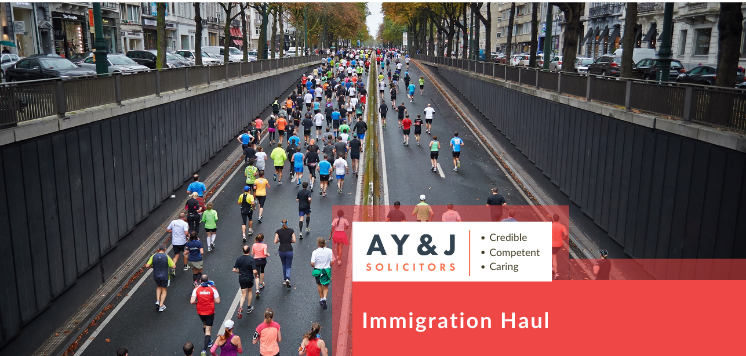 Immigration Haul