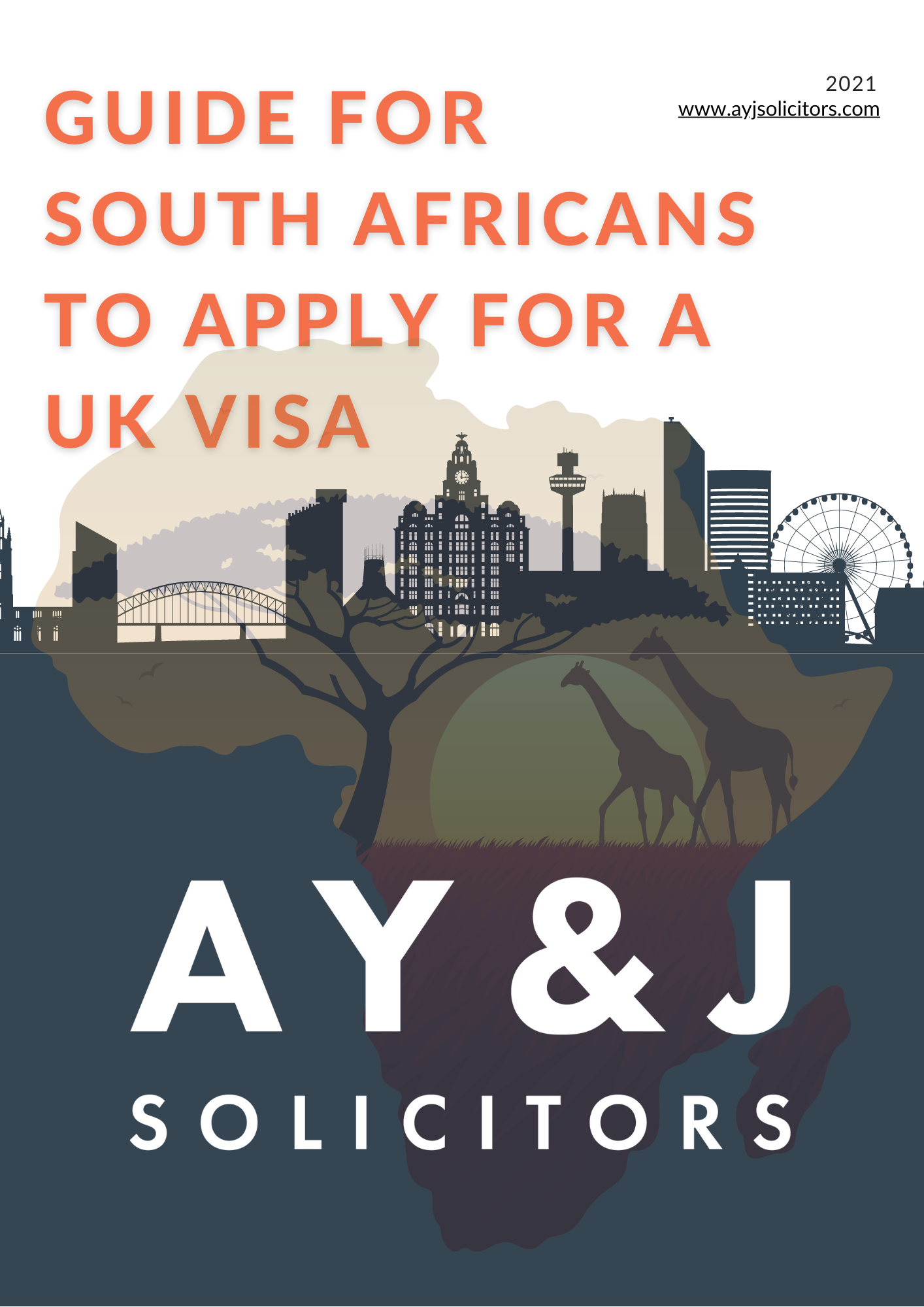 Guide for South Africans to apply for a UK Visa