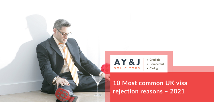 10 Most Common UK Visa Rejection Reasons – 2021