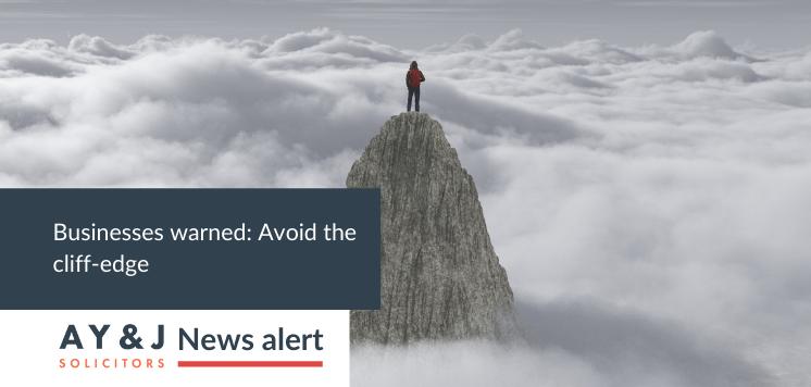 Businesses warned