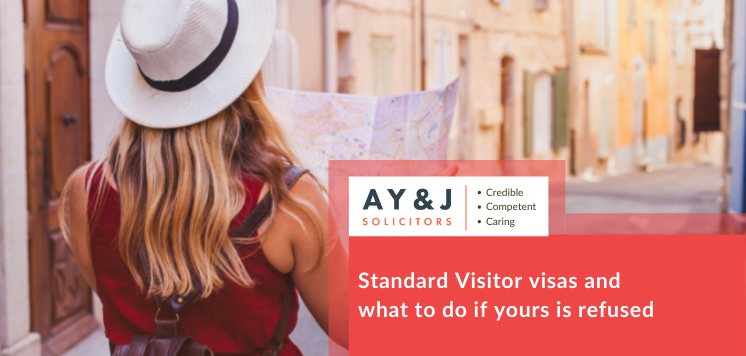 Standard Visitor visas Refused