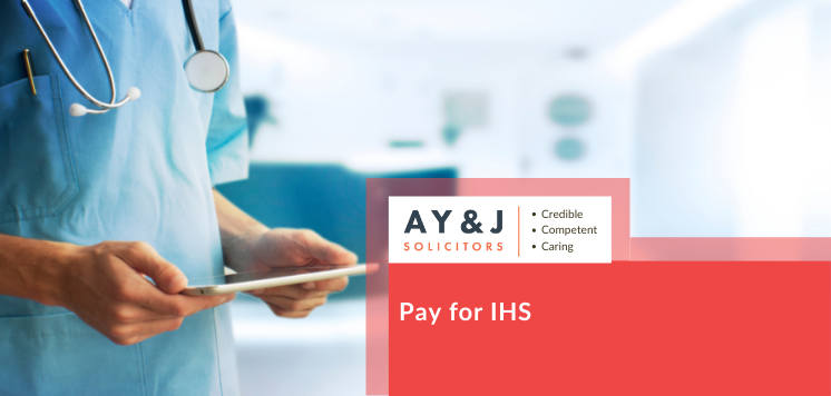 Pay for IHS