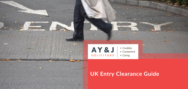 UK Entry Clearance Guide
