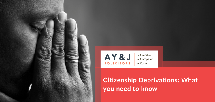 Citizenship Deprivations: What you need to know
